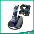 DUAL USB Charging LED Remote Controller Chargers Stand For Play Station PS4 Controller
