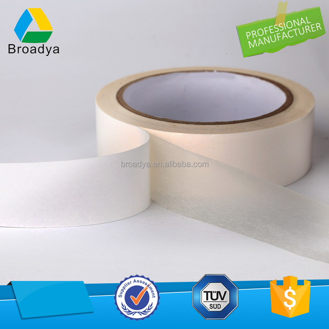 Acrylic Adhesive and Double Face Adhesive Sided tissue paper tape