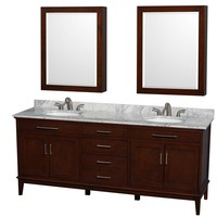 SV-15203 80 Inch Modern homebase melamine board bathroom cabinet with bathroom design