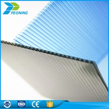 High tech cheap high quality multiwall polycarbonate sheet for sale
