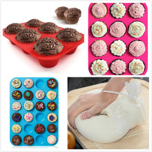 FDA Silicone Disposable Baking Pan Microwave Oven Cake Pan
