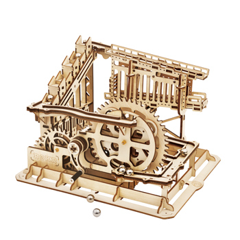 Robotime Mechanical Gear-Driven 3D wooden puzzle Gift