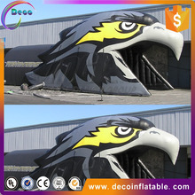 most attractive eagle inflatable advertising tunnel for event