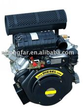 22hp diesel small tractor engine