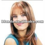 Introduce New Hair Product Long Curly Dark Brown Hair Wig
