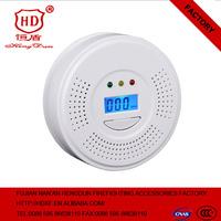 Low price Carbon Monoxide detector FOR SAFE HOME ALARM