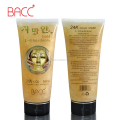 Beauty Salon Anti-wrinkling and anti-aging 24K real gold facial mas