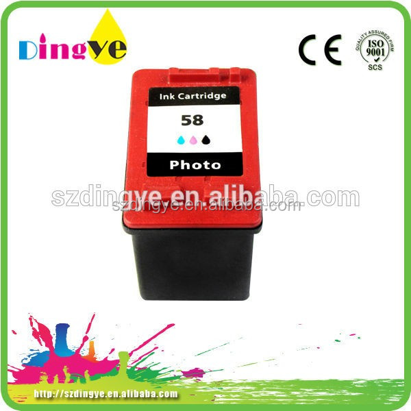 for HP Deskjet 1050/2050/ 2050SV ink cartridge HP58