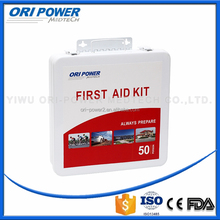 OP FDA CE ISO approved customized wholesale handy metal home waterproof first aid kit bag