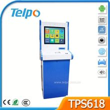 Promotional Price Audio Kiosk Reporting With Touch Screen Monitor