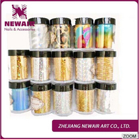 Art Nail Foils Wraps Transfer Nail Foil Promotional