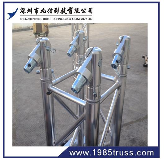 Nine trust aluminum outdoor stage truss junction global for Buy truss