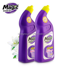 Anti-bacteria formula Natural Magic Toilet Liquid Cleaner