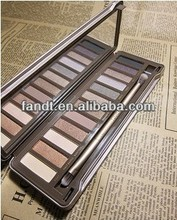 new makeup eye shadow palette 12 colors Eyeshadow Long-lasting eyeshadow nake 2 generation eyeshadow