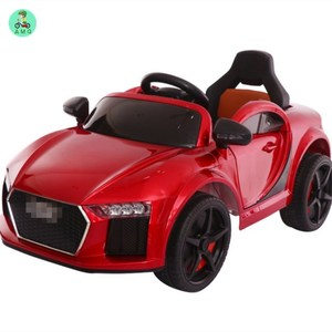 Alibaba hot sale good quality children electric car best price rechargeable battery kids toy cars
