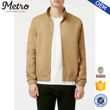 Wholesale Clothing 100% Cotton Windbreaker Winter Jacket for Men