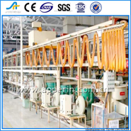 automatic gantry hanging plating of hard chrome electroplating equipment chromium plating equipment