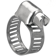 American quick release stainless steel pipe clamp wire rope hose metal clamp