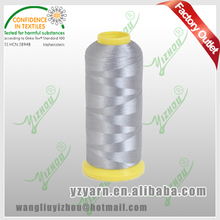 120D/2 150D/2 300D/2 100% polyester embroidery machine thread