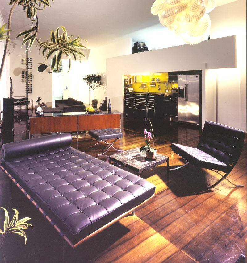 Day&Bed Mies van der Rohe