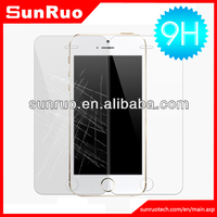 2013 hot sale super clear no dust point 9H strong toughness tempered glass screen protection for iphone 4,China Manufaturer, OEM