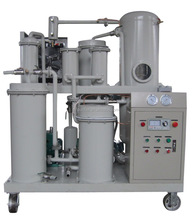 High vacuum lubricant oil filtration system,used oil recycle machine