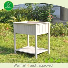 Easily assembled quality-assured Outdoor Potting Tables