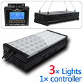48inch tank light programmable 4 channels led aquarium light