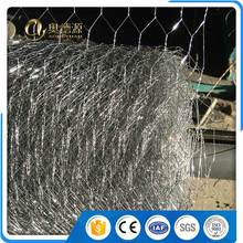alibaba china cheap factory price hexagonal chicken crimped wire fabric mesh