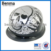 DOT certificated skull motorcycle helmets,motorcycle certificated helmet with high quality and competitive price for you