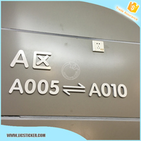 Best Quality High Custom Acrylic Front Door Name Plates,hot sale house plate,high quality house name plates designs