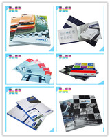 Book Product Type and Soft Cover Book Cover Printing small brochures catalogs