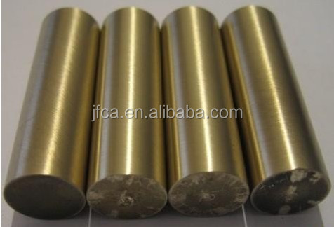 aluminum bronze round bars with good corrosion resistance C63000