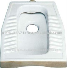 Sanitary Ceramic Squat Pans