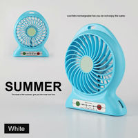 High Quality Popular Portable Lithium Battery Mini Fan