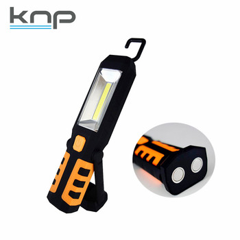 Super Bright Flexible Mechanic fast track led torch flashlight