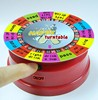 Funny Bar Accessories Drinking Electronic Casino Roulette Wheel Game Set