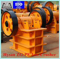 mobile mini jaw crusher