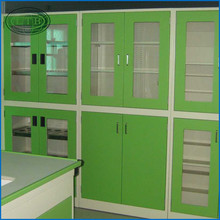 Provide stainless stee glass key cabinet cabinet for laboratory