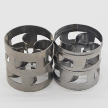 SS304 SS316 Metal Random Packing Pall Ring from Pingxiang