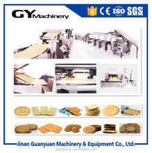 Top Supplier Various Shapes Biscuit Making plant/Production line