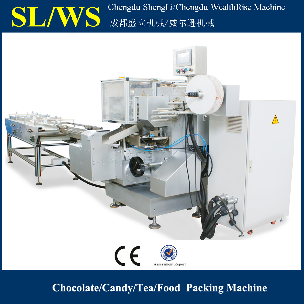 High Quality High Sales Packing Machine For Ferrero Rocher Chocolate