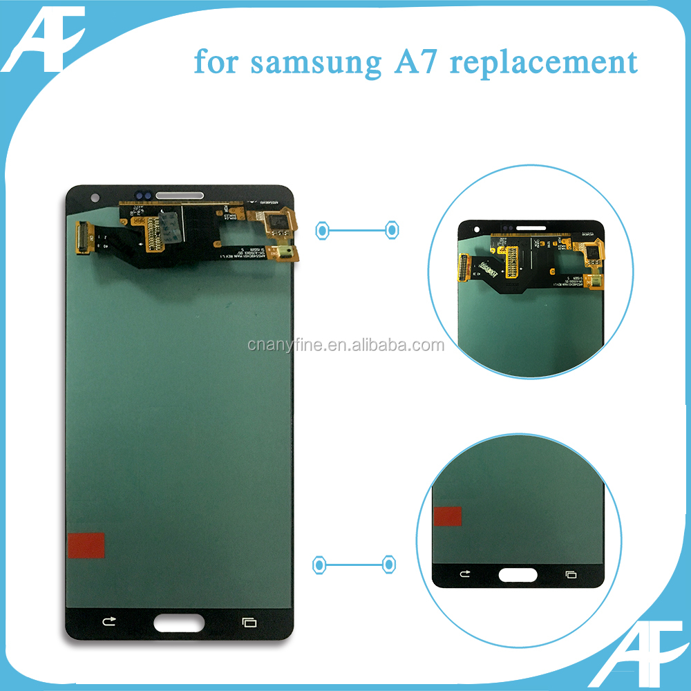 LCD Display Screen For Samsung Galaxy A7 A7100 2016 LCD Lifetime Warranty