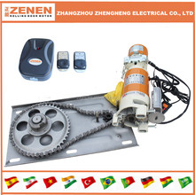 ZN-1P-AC-300kg Automatic Roller Shutter Door Motor with remote control