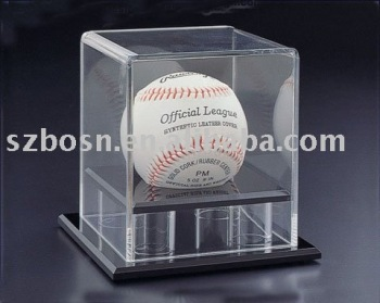 Acrylic Display Box,Acrylic Cube,Acrylic Tennis Ball Showcase