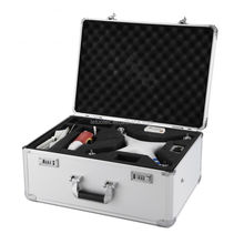 Aluminum Travel Box Carrying Hard Case for DJI Phantom 4 Quadcopter Drone package