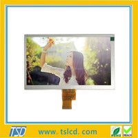 LCD TFT module 8 inch WVGA with RGB/TTL interface & 450 nits brigtness for medical application