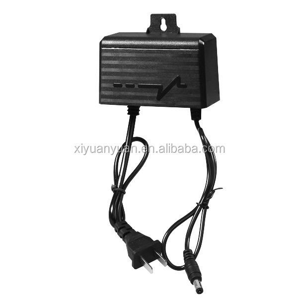 Outdoor Universal AC DC 12V 2A CCTV Power Adapter For Camera