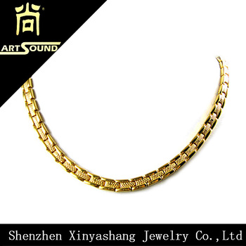 best selling china genuine gold jewelry online shopping