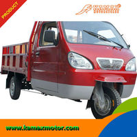 2013 New design Red Farming KA175ZH-2C Cargo Indian Tricycle